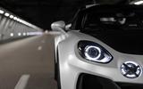 2020 Alpine A110 SportsX concept - headlights