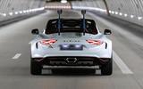 2020 Alpine A110 SportsX concept - rear