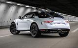 2020 Alpine A110 SportsX concept - static rear