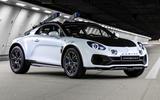2020 Alpine A110 SportsX concept - static front