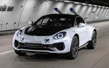 2020 Alpine A110 SportsX concept - hero front