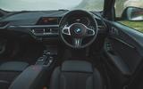 21 BMW 128ti test