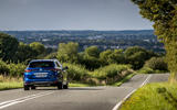 Renault Megane Sport Tourer E-Tech PHEV 2020 first drive review - on the road