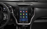 21OUTBACK Infotainment