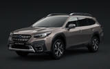 21OUTBACK Touring front