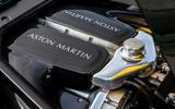 22 Aston Martin Victor 2021 engine