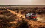 Audi e-Tron 2019 prototype first drive review - Namibia