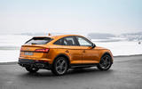 22 Audi SQ5 2021 first drive review static rear