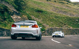 BMW M2 CS - hero rear
