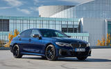 BMW M340i xDrive 2019 first drive review - static front