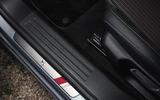DS 3 E-Tense 2019 first drive - scuff plates