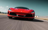 Ferrari F8 Tributo 2019 first drive review - track nose