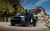 Fiat 500 electric 2021 first drive review - static front