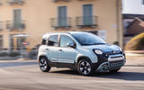 Fiat Panda Cross Hybrid 2020 first drive review - cornering