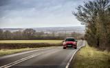 22 Ford Kuga FHEV 2021 UK FD on road front