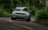 22 Hyundai Ioniq 5 2021 FD Norway plates on road front