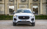 Jaguar E-Pace D150 2018 review static front