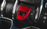 Lamborghini Urus 2018 UK first drive review start button
