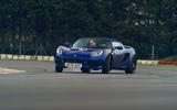 22 Lotus Elise Sport 240 Final Edition 2021 UK first drive review slide front