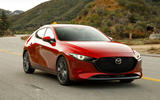 Mazda 3 2.0 Skyactiv-G 2019 first drive review - on the road front