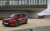 Mazda CX-3 2018 first drive review static front