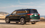 Mercedes-AMG GLS 63 2020 first drive review - static rear