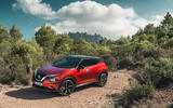 Nissan Juke 2019 first drive review - static