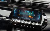 Peugeot 508 Hybrid4 2020 first drive review - hybrid metrics