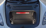 Porsche 718 Cayman GTS 2018 UK review front storage space