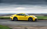 Porsche 911 Carrera 4S 2020 - hero side