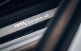 Porsche 911 Targa 2020 UK first drive review - kick plates