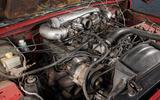 Range Rover Mk1 - engine