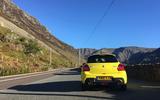 Suzuki Swift Sport 2018 long-term review mountain