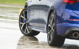 22 Volkswagen Golf R performance pack 2021 UK FD drift