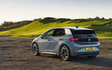 Volkswagen ID 3 2020 UK first drive review - static rear
