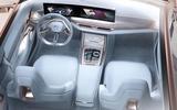 BMW i4 Concept 2020 - interior