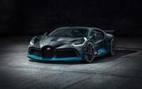 Bugatti Divo front side
