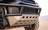 Honda Rugged Open Air Vehicle undertray