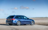 Alpina B5 Touring 2018 UK first drive review - static side