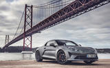 Alpine A110S 2019 first drive review - static hero