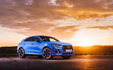 Audi Q3 Sportback 2019 UK first drive review - static front