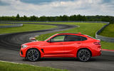 BMW X4 M Competition 2019 first drive review - static side