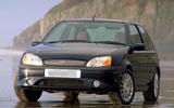 Ford Fiesta - static front