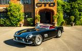 23 GTO California Spyder revival 2021 UK FD static