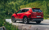 Honda CR-V 2018 first drive review static rear