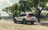 Honda CR-V hybrid 2019 first drive review - static rear