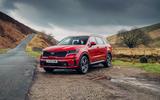 23 Kia Sorento PHEV 2021 UK first drive review static