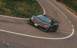 Lamborghini Aventador SVJ Roadster 2019 first drive review - cornering