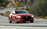 Mazda 3 2.0 Skyactiv-G 2019 first drive review - cornering
