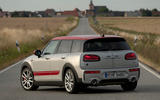 Mini Clubman John Cooper Works 2019 first drive review - static rear
